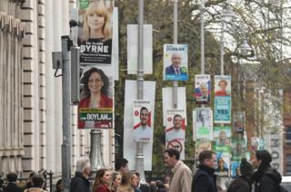 Dublin posters, 7 May 19