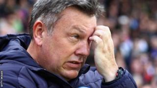 Craig Shakespeare yatsinze inkino 8 kuri 21 mw'ihiganwa rya Premier League amenyereza Leicester