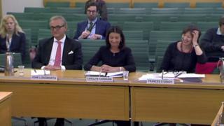 Witnesses John Longworth, Carolyn Fairbairn and Frances O'Grady