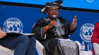 New Twitter board member Dr. Ngozi Okonjo Iweala