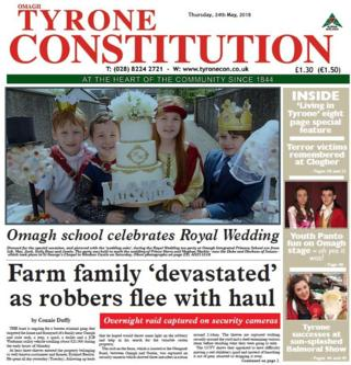 Tyrone constitution