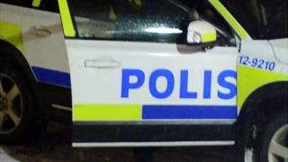 File image of Swedish police car