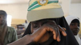 Wata 'yar bautar kasa a Nigeria