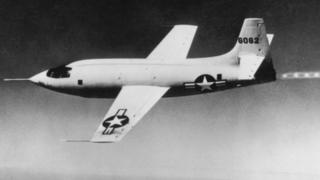 The first X-plane was the X-1