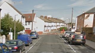 Gardiner Street in Gillingham, Kent