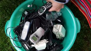 старі мобілки