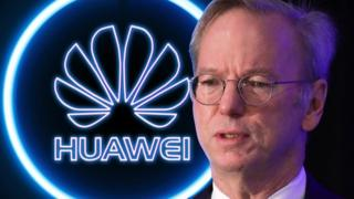 Eric Schmidt: Huawei has engaged in unacceptable practices