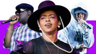Notorious B.I.G., Lauryn Hill, Eminem