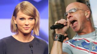 Taylor Swift and Right Said Fred