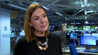Angela McGowan is on Saturday's Inside Business programme