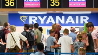 Ryanair rated 'greedy and arrogant' by customers