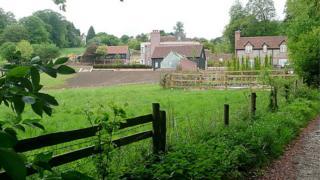 Bridleway and Twigside Farm