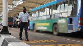 How to use Lagos BRT bus card