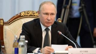 Орус президентинин Кыргызстанга болгон мамлекетик сапары аяктады