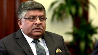 बीबीसी HardTalk मध्ये काय बोलले रविशंकर प्रसाद?