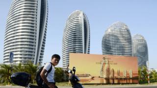 Complejos de apartamentos lujosos en la provincia de Hainan