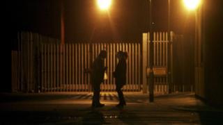 Hull'da seks işçisi ve müşterisi
