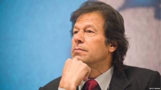 इमरान खान, पाकिस्तान