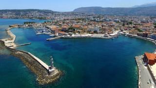 Ханья на грецькому острові Кріт