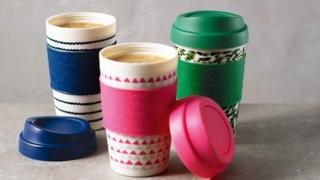 Waitrose reusable cups