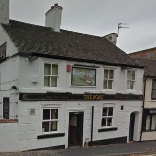 The Boat Pub Wednesfield
