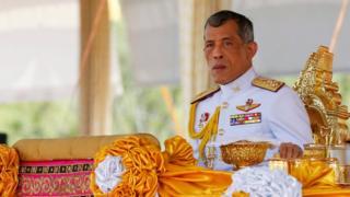 ماها واجیرالونگکورن، ولیعهد تایلند