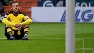 Aubameyang augua homa baada ya kuwasili Arsenal