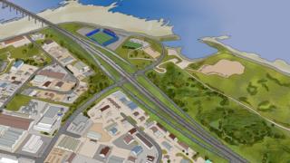 Option for Longman Roundabout