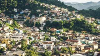 Angra dos Reis is a coastal resort about 90 miles from Rio de Janeiro