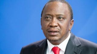 Umukuru w'igihugu ca Kenya, Uhuru Kenyatta