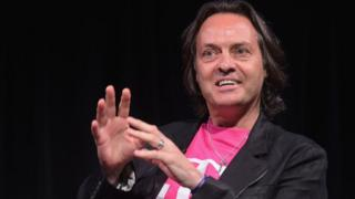 T-Mobile boss John Legere