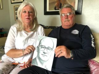 Christine and Harry Devenny