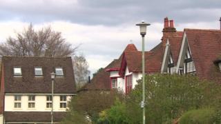 Oxford streetlights