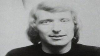 Paul Cleeland in 1973