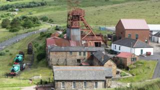 Big Pit mining museum, Blaenavon