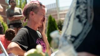 หลังเกิดเหตุกราดยิงที่เมืองเดย์ตัน ในรัฐโอไฮโอ สหรัฐฯ เมื่อวันที่ 4 ส.ค. ทำให้มีผู้เสียชีวิต 9 คน บาดเจ็บ 16 คน