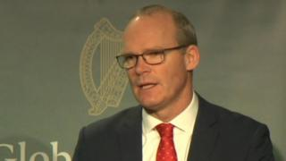 Simon Coveney is the tánaiste (Irish deputy prime minister) and minister for foreign affairs