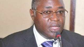 Jamal Malinzi dirige la Fédération tanzanienne de football depuis octobre 2010.