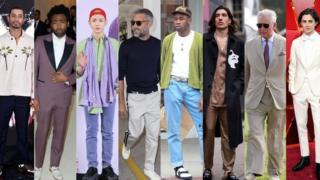 2018年最佳着装男士