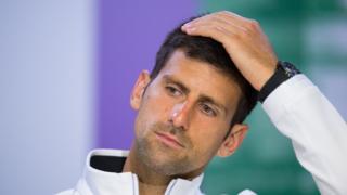 Novak Djokovic a remporté douze tournois fois le Grand Chelem.