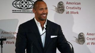 Nyota 'The Rock' kuwania urais Marekani