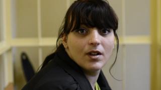 Осипову в 2012 году приговорили к восьми годам лишения свободы