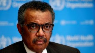 Health supplements fitness Director General of the World Health Organization (WHO) Tedros Adhanom Ghebreyesus