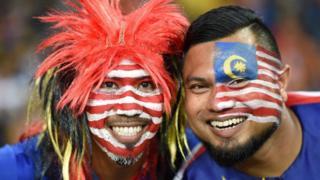 Suporter Malaysia
