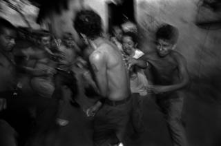 Процесс посвящения, Сан-Сальвадор, 1993