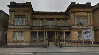 Paisley Sheriff Court