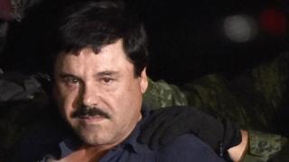 """Joaquín """"El Chapo"""" Guzmán atrapado en 2016"""