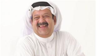 الفنان القطري عبد العزيز جاسم