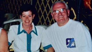 Maureen and Neil Crilley