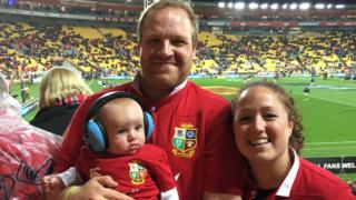 Cardiff dad wants unisex baby change facility law